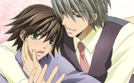 Junjou Romantica. Serie imprescindible.   Yuriokubara. Un ...
